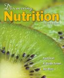 Discovering Nutrition 9780763758738