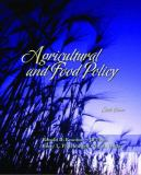 Agricultural and Food Policy 9780131718739