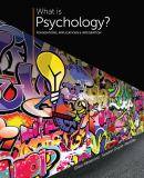 What Is Psychology? 9781305088740