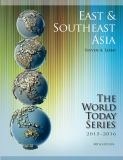 East and Southeast Asia 2015-2016 9781475818741