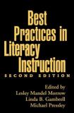 Best Practices in Literacy Instruction, Second Edition 9781572308763