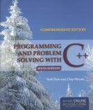 Programming and Problem Solving with C++ 9781284028768