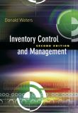 Inventory Control and Management 2nd Edition