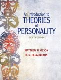 An Introduction to Theories of Personality 9780205798780