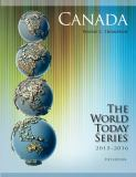 Canada, 2015-2016 31st Edition