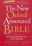 The New Oxford Annotated Bible with the Apocrypha 3rd Edition