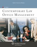Contemporary Law Office Management 2nd Edition