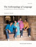 The Anthropology of Language 3rd Edition