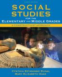 Social Studies for the Elementary and Middle Grades 4th Edition