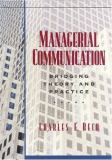 Managerial Communication 9780138498863