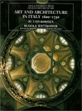 Art and Architecture in Italy, 1600-1750 6th Edition