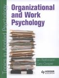 Organizational and Work Psychology 9780340928912