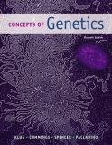 Concepts of Genetics 11th Edition