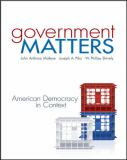 Government Matters 1st Edition