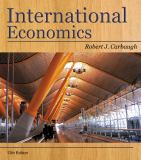 International Economics 13th Edition