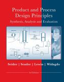 Product and Process Design Principles 3rd Edition