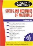 Schaum's Outline of Statics and Mechanics of Materials 9780070458963