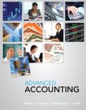 Advanced Accounting 9780132568968