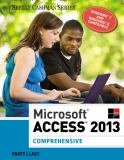Microsoft® Access 2013 - Comprehensive 1st Edition
