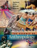 Essence of Anthropology 4th Edition