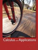 Calculus with Applications 9780321749000