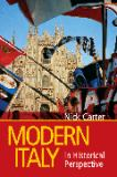 Modern Italy in Historical Perspective 9780340759004