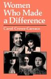 Women Who Made a Difference 9780813109015