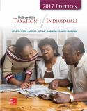 McGraw-Hill's Taxation of Individuals 2017 Edition, 8e 8th Edition