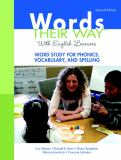 Words Their Way with English Learners 2nd Edition