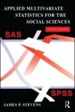 Applied Multivariate Statistics for the Social Sciences 9780805859034