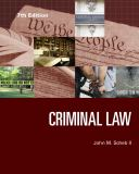 Criminal Law 7th Edition