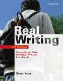Real Writing with Readings 9780312539047