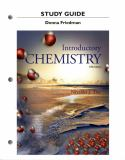 Study Guide for Introductory Chemistry 9780321949059