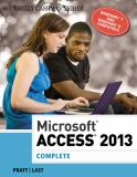 Microsoft® Access 2013, Complete 1st Edition
