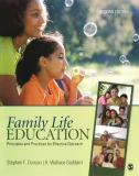 Family Life Education 9781412979085