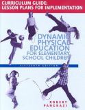 Dynamic Physical Education Curriculum Guide 9780805379099