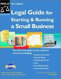 Legal Guide for Starting and Running a Small Business 7th Edition