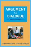Argument as Dialogue 1st Edition