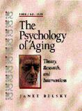 The Psychology of Aging 3rd Edition