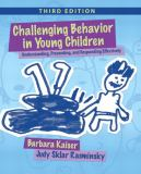 Challenging Behavior in Young Children 3rd Edition