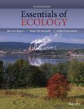 Essentials of Ecology 4th Edition