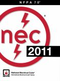 National Electrical Code 2011 1st Edition