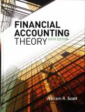 Financial Accounting Theory 6th Edition