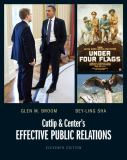 Cutlip and Center's Effective Public Relations 11th Edition