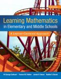 Learning Mathematics in Elementary and Middle School 6th Edition