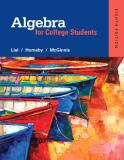 Algebra for College Students 8th Edition
