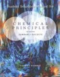 Student Solutions Manual for Zumdahl/Decoste's Chemical Principles 9781133109235