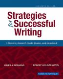 Strategies for Successful Writing 11th Edition