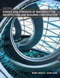 Statics and Strength of Materials for Architecture and Building Construction 4th Edition