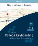 Gregg College Keyboarding and Document Processing 11th Edition